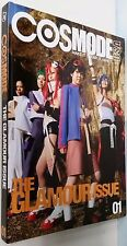 COSMODE USA Vol.#1 GLAMOUR ISSUE Chara Photo Book Cos Mode Hard Cover 1st Ever