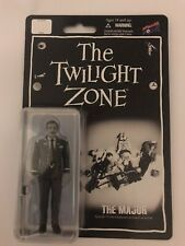 "The Twilight Zone 3.75"" Action Figure: The Major"