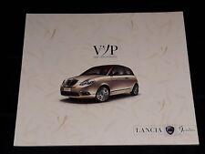 Lancia Ypsilon prospekt/brochure/folder 2006