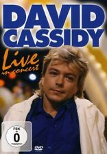 David Cassidy - Live in Concert [New DVD]