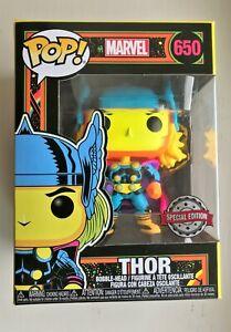 Funko POP! Vinyl Marvel Thor Multi Colour #650 Special Edition New