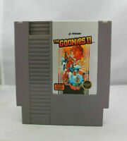 Goonies II - Nintendo NES Game Authentic