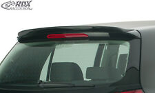 RDX SPOILER TETTO VW GOLF 5 SPOILER POSTERIORE TETTO ala posteriore bordi del tetto Spoiler Tuning