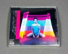 KYLIE MINOGUE JAPAN PROMO CD KYLIE MINOGUE with obi
