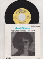 "7 ""Gerald Masters Poor Little Rich Boy -"