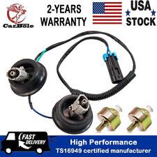 Knock Sensors Wiring Harness Kit 10456603 12601822 for Chevy GMC Silverado C5 C6
