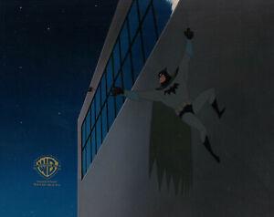 Batman the Animated Series-Original Production Cel-Batman-