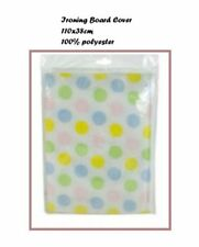 New Ironing Board Cover 100% Polyester Easy Fit Steam Iron Easy Glide Laundry