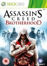 Xbox 360-Assassin 's Creed Brotherhood ** Neu & Versiegelt ** Official UK Lager