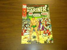 SUB-MARINER #33 Marvel Comics 1971