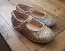 NEXT Toddler Girls Mary Jane Glitter Party Shoes UK 5 Infant, EUR 21.5 Christmas