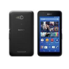 Cover per Sony Xperia E4g Dual, Xperia E4g, in silicone TPU trasparente