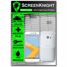 Screenknight HTC 10-cuerpo completo pantalla Protector Invisible Shield de grado militar