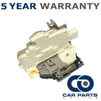 Front Right Door Lock Actuator Mechanism For VW Passat Tiguan Audi Q7 Skoda