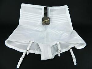 NWTS Rago Body Shapewear White High Waist Panty Brief Girdle Style 6101 sz 8X