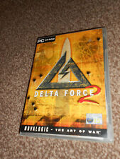 Classic PC ROM Computer Game - Delta Force 2