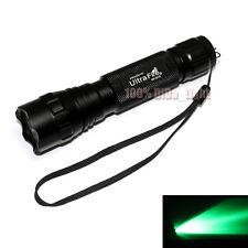 UltraFire 501B CREE Green light LED 1Mode 150 Lumens Tactical Flashlight Torch