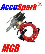 MGB 1800cc accensione elettronica distributore + HT LEAD