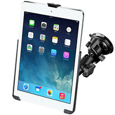 RAM EZ-Roll'R Suction Cup Mount for iPad Air, Air 2, RAM-B-166-AP-17U
