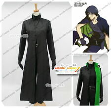 Darker than Black Hei Cosplay Costume L Size Only Jacket + Gloves