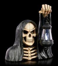 REAPER figurine avec LED Lanterne - gothique squelette halloween déco