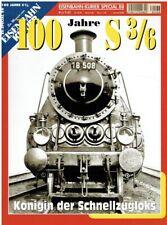 Knipping, Andreas (Hg.): Eisenbahn Kurier EK-Special 88, 100 Jahre S 3/6 von 1.2