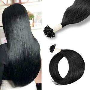 "Remy Human Hair u-Tip from Germany "" By Estrella """