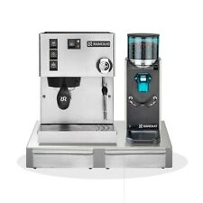 Rancilio Silvia V6 Machine, Rocky Doserless grinder & Base Sold By Coffee-A-Roma