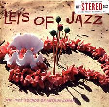 LP LEIS OF JAZZ ARTHUR LYMAN GROUP