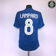 Frank LAMPARD #8 Chelsea Centenary Vintage Umbro CL Football Shirt (M) 2005/06