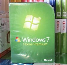 Microsoft Windows 7 Home Premium 32/64 Bit Retail Upgrade Win10