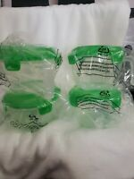 Lock lock food storage containers set.. NEW, ONLY OPEN BOX