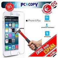 Cristal Templado Protector de Pantalla Para iphone 6 plus 5,5' Premium 0,3mm 2D