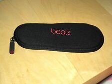 New Genuine Beats by Dr Dre Pill 2 portable Bluetooth Speaker Case Sleeve Black