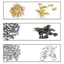 10mm D Rings with 6mm Double Cap Rivets Shoe Buckle Painting Canvas Holder Hook
