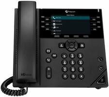 Polycom VVX 450 Business IP Phone (Power Supply Not Included)