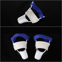 Corrector Straightener Pain Relief Big Toe Bunion Splint Hallux Valgus *2 NP2