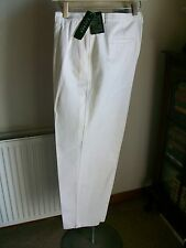 1980s 100% Cotton Vintage Trousers for Women
