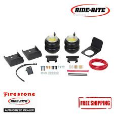Firestone Ride Rite Air Bag Spring Helper Kit For 2019-2020 Chevy Silverado 1500