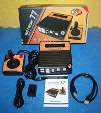 Retron 77 HD Atari 2600 Video Game Console. Low Cost Shipping in Canada..