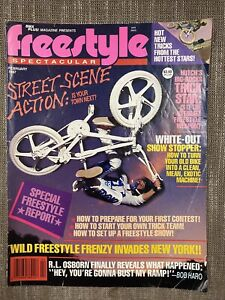Bmx Plus! presents Freestyle Spectacular Feb 1987