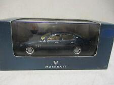 IXO Models Maserati Quattroporte Dark Blue 1/43