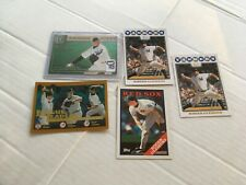 Lot of 11 Roger Clemens baseball cards. Red Sox Yankees