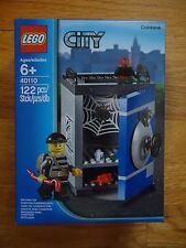 LEGO City #40110 Coin Bank 122 pcs LEGO Set   NEW & SEALED Ready to Ship