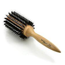 Hercules Sägemann Round Boar Bristle Hair Brush 9229, 37/73 mm