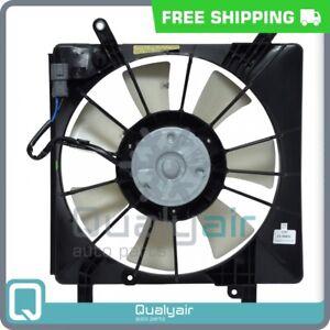 AC Radiator-Condenser Fan fits Acura RSX QU