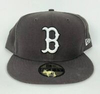 Boston Red Sox Size 6 7 8 New Era 59fifty Fitted Baseball