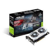 NEW ASUS GeForce GTX950 2GB DDR5 GTX950-2G PCI-E Video Card DVI HDMI GPU Tweak