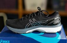 Asics Men's Gel-Kayano 27 1011A767-001 in Black/Pure Silver Sz 8-13 New