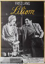 Liliom 1934 Fritz Lang Original-Kinoplakat Fox Classics
